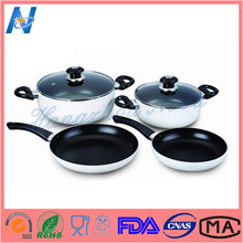 Wholesale sell well aluminum cookware manufacturing