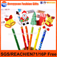 Topsale plastic pencil topper in dolls, custom cartoon 3d soft pvc plastic pencil topper, custom plastic pvc pencil cap with top