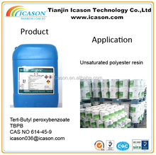 2015 hotsale tert-butyl peroxy benzoate industrial grade 614-45-9 with lowest price in china supply by icason
