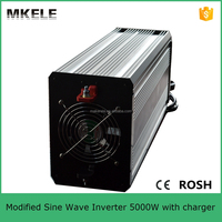 MKM4000-481G-C modified sine cheap power inverters,rechargeable battery inverter 4000 watt power inverter with charger