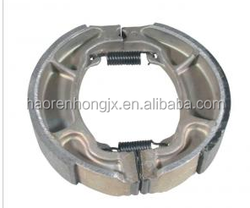 Customized motorcycle brake shoe bajaj pulsar for sale