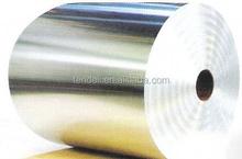 printed laminated aluminium foil roll film flexible aluminium foil food grade