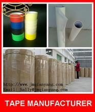 Cheap masking tape jumbo roll/masking paper tape