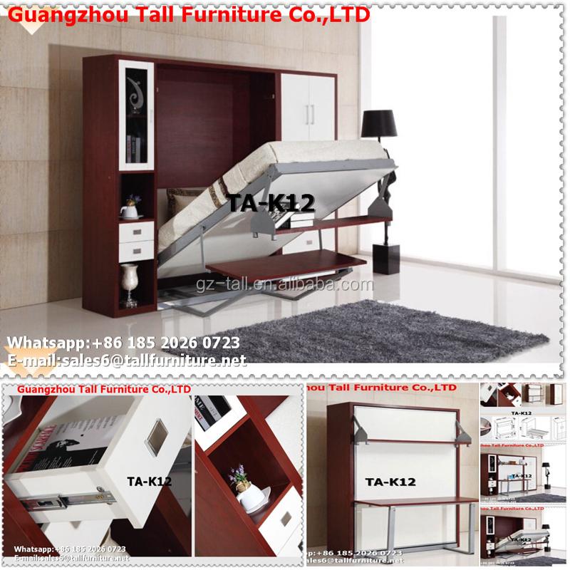 Qualità Garantita leggero doppio letto pieghevole pieghevole trundle letto