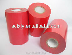 epoxy-resin in diamond dotted patterns on insulation paper for transformer
