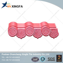 Chinese synthetic drain board concrete roofing material