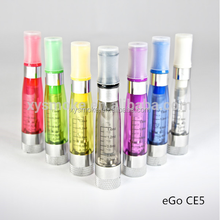 Easy to refill and clean Clearomizer CE5 tank match ego e pen