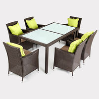 Garden Ridge Outdoor Furniture Of Hot Sale And High Quanlity(AN-813BR)wicker outdoor furniture