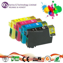 Made in China 2015 dye ink kit for brother printers T1811-T1814 for Hp