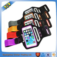 CHNLAN 0.1 cm Ultra Slim Light Weight Waterproof With Breathy Mesh Sport Armband Case For iphone6 4.7 inch