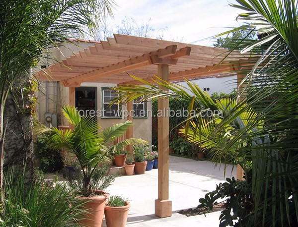 bois plastique composite cadre de palette gazebo pergola en bois pergola gazebo arches pavillon. Black Bedroom Furniture Sets. Home Design Ideas