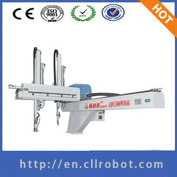 Automation robot for injection machine