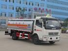 6 rodas móvel caminhão de reabastecimento transporte de petróleo caminhão 5660L tanker truck