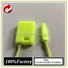 GZ-Time Factory Fluorescent hangs string tags,luggage green hangs the string tags,string plastic green tags