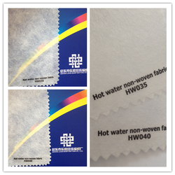 Hot Water Soluble Non Woven Backing