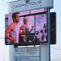 ESDLUMEN hot slae electronic digital billboard led video advertising billboard