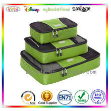 2014 Best Selling Packing Cubes Travel Bag Organizer