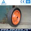 solid wheel for hot sales model wheelbarrow wb3800