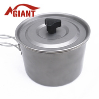 2015 hot sale Titanium sauce pot