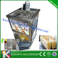 Big output 6000pcs per 24 hour ice pop making machine,ice lolly machine for sale