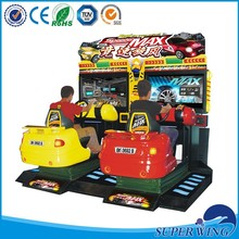 Speed Racer Coin operated arcade games car race,Play race car racing games for kid