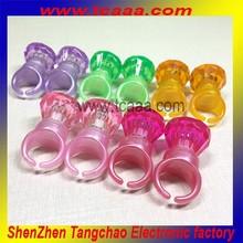 small manufacturing ideas led flashing novelty ring
