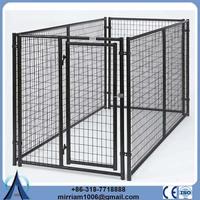 China wholesale or galvanized comfortable chrome dog cage