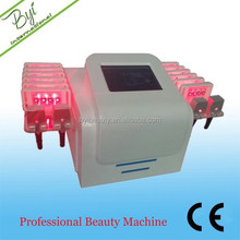 BYI-L008 650nm 16 pads laser fat removal body shaping beauty salomoval body shaping bn equipment hot sale with CE! Quick slim!