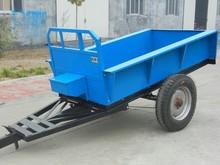 mini farm trailer sale for hand tractor