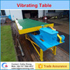 chrome wash plant shaking table, shaker table for chromite processing