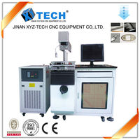 Lowest price galvanometer diode laser marking machine with CE&BV&ISO