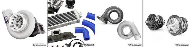 1NZ-FE 2005 engine Zage Turbocharger Kit for auto parts toyota yaris