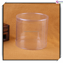gift packaging clear plastic large round storage box
