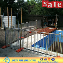 20years Factory for Mobile Fence/ portable Fence / removable Temporary fence