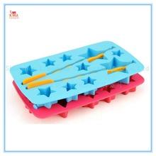 Food grade colorful multi shape custom wholesale make your own ice tray, make your own ice tray cube