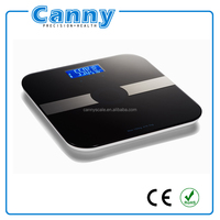 top 5-in-1 digital health body fat analyser monitor weighing scale with athlete mode