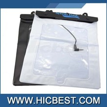 PVC Waterproof Protective Bag Water Skin Cover Pouch Sleeve Case for pad