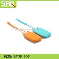 silicone colorful key case