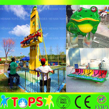 Super Cool!! Amusement Kiddie Rides Equipments: Jump Frog