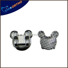sino ortho orthodontic band orthodontic brackets fashion Cartoon bracket full kits