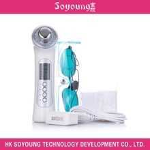 3Mhz wave Photon Beauty Personal Facial Face Massager