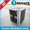 ata rack case/dj equipment flight case/shork mount rack flight case