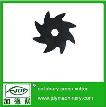 quality groomer blades for turf mower