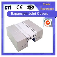 Aluminum Cover Plate/Concrete Expansion Joint Sealer for Floor