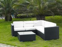 Rattan / Wicker Material and Set Sofa Type rattan furniture