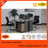 Wooden Top Office Table / Metal Modern Office Table Design Photos / Metal Table Frames