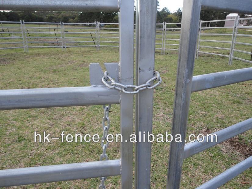 Livestock Metal Fence Panels For Cattle/sheep/goat/deer - Buy ...