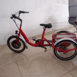 electric tricycle three wheel vehicle