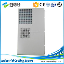 DC powered outdoor air conditioner