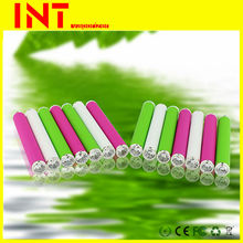 300 Shisha pen 350 rechargeable battery LED light indicator replaceable cartridge vape pen